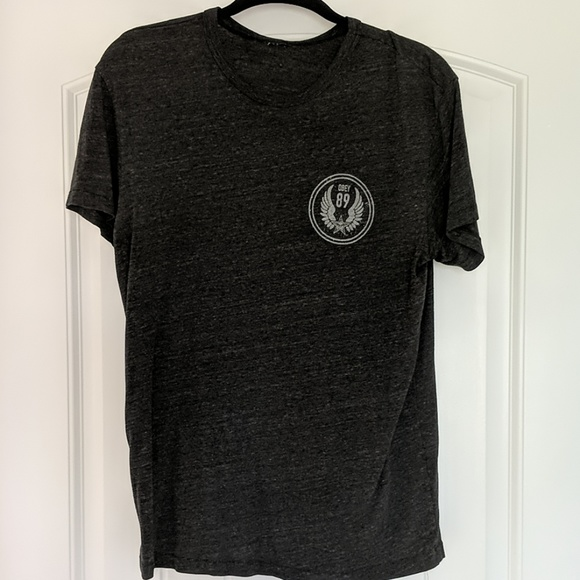 Obey Other - Obey Grey T-shirt